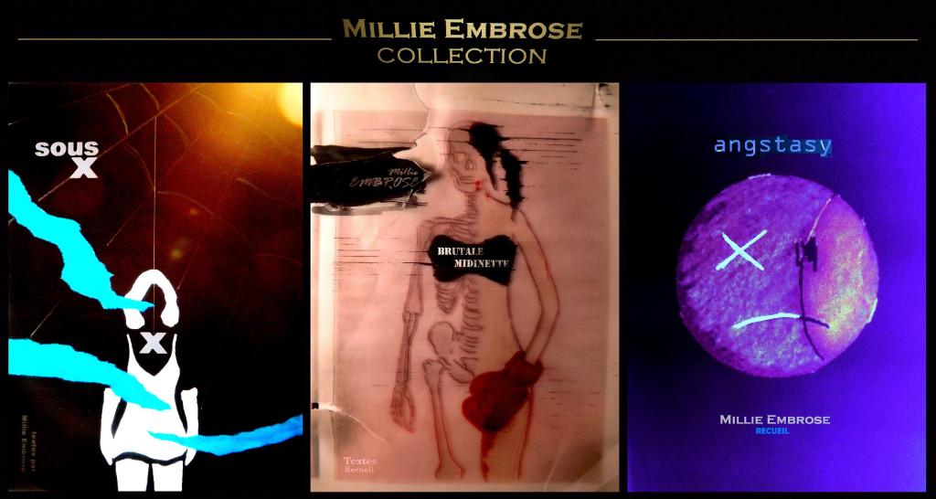 Millie Embrose collection complète (recueils2018)